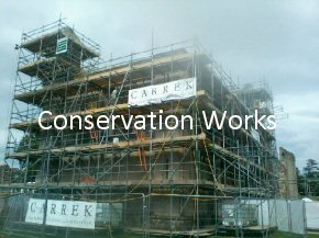 Conservation Works