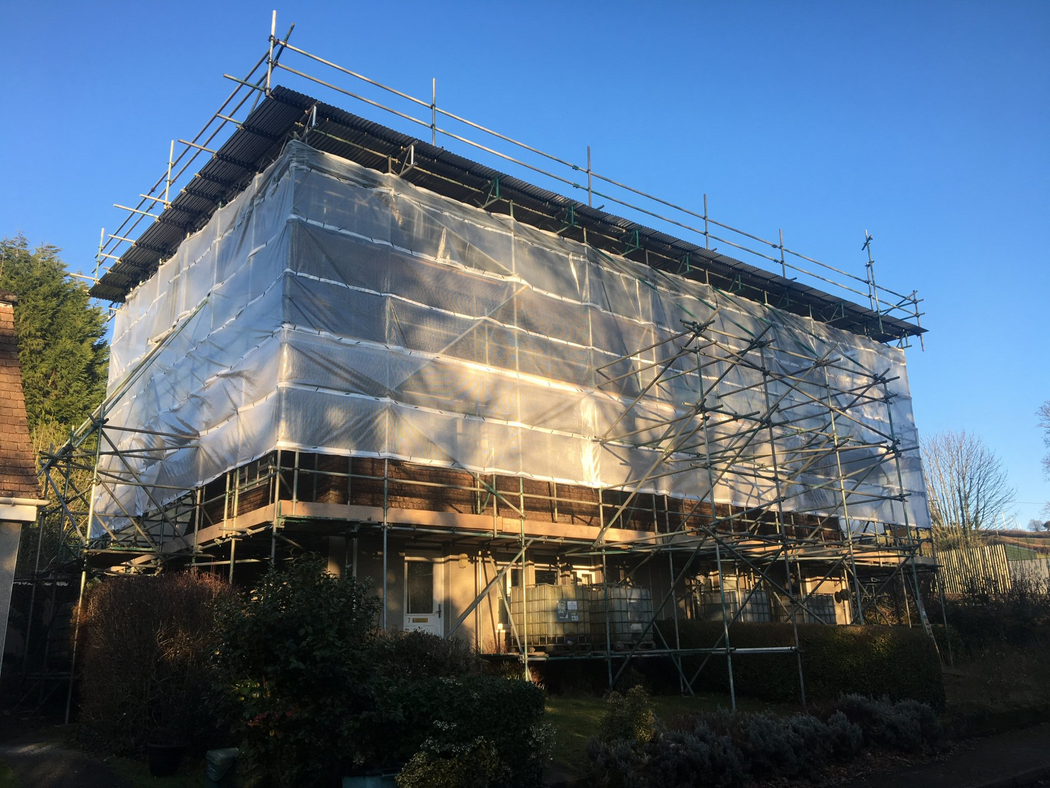 Roof Scaffolding Amp Products