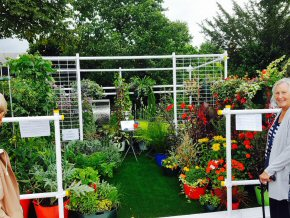 Taunton Flower Show - Mobile Garden (3 photos)