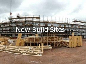 New Build Sites